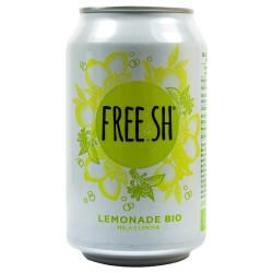 """Напій газований соковмісний FREE.SH """"Лимонад"""" органічний, 330 мл"""