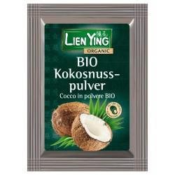 Сухое кокосовое молоко Lien Ying органическое, 50 г