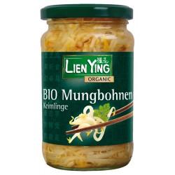 Паростки квасолі мунг Lien Ying органічні, 330 г