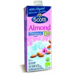 Напиток миндальный органический Riso Scotti, 1 л
