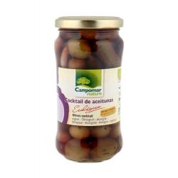 Оливки мікс органічні Campomar Nature, 350 г