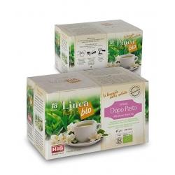 Чай травяной для улучшения пищеварения Haiti Roma в монодозах органический (18 х 2,5 г)