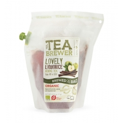 The Teabrewer by April Love Lovely Liquorice Organic Herbal Tea, 7 g