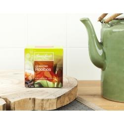 Чай трав'яний ройбуш Rooibos Simon Lévelt органічний, 10 пакетиків