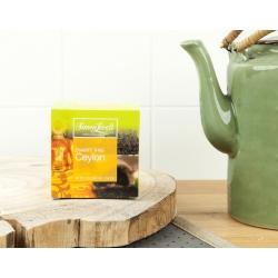 Simon Lévelt Ceylon Organic Black Tea, 10 teabags