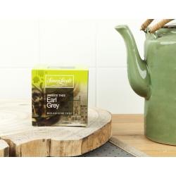 Simon Lévelt Earl Grey Organic Black Tea, 10 teabags