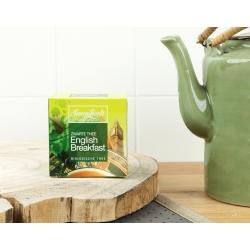 Чай чорний English Breakfast Simon Lévelt органічний, 10 пакетиків
