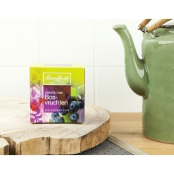 Simon Lévelt Forest Fruit Organic Black Tea, 10 teabags