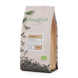 Чай чорний Ceylon Simon Lévelt листовий органічний, 100 г