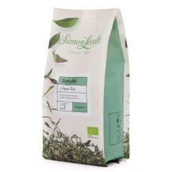 Simon Lévelt Sencha Organic Loose Green Tea, 100 g