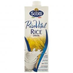 Напій рисовий Riso Vital Riso Scotti, 1 л