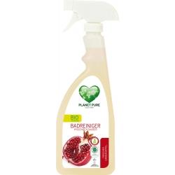 """Засіб для чищення ванної кімнати """"Свіжий гранат"""" Planet Pure спрей органічний, 510 мл"""
