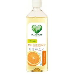 Planet Pure Organic Multi-Cleaner Concentrate Fresh Orange, 510 ml