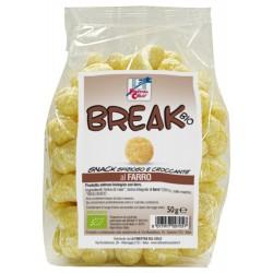 Снеки кукурудзяні зі спельтою Break La Finestra Sul Cielo органічні, 50 г