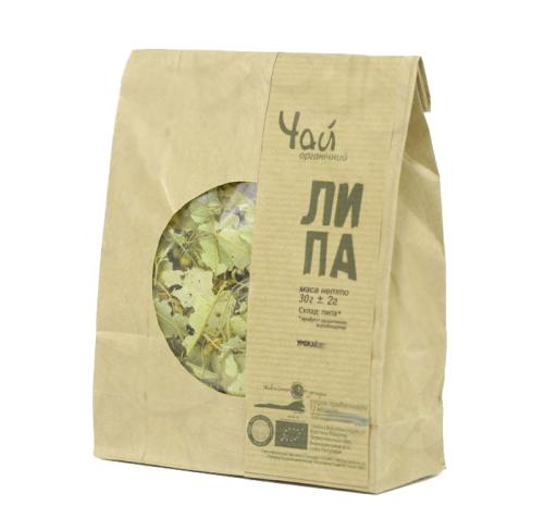 Potutory Organic Linden Tea, 30 g
