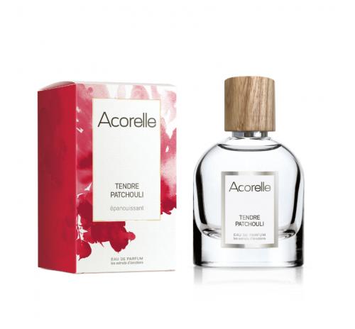 Acorelle Organic Eau de Parfum Tendre Patchouli, 50 ml