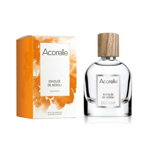 Acorelle Organic Eau de Parfum Envolée de Néroli, 50 ml