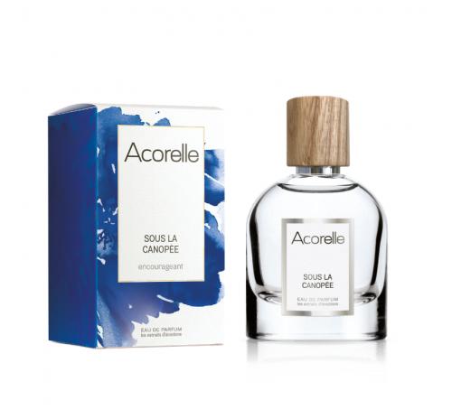 Acorelle Organic Eau de Parfum Sous la Canopée, 50 ml