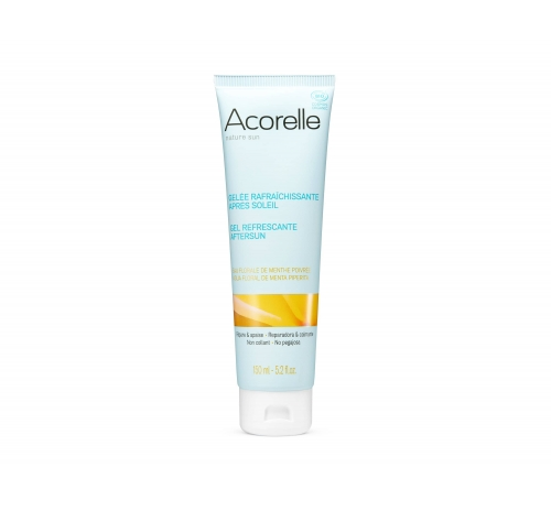 Acorelle Organic Refreshing After Sun Jelly, 150 ml