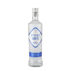 Utkins UK5 Organic Vodka, 70 cl