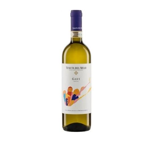 Dry white grape wine TENUTA DEL MELO GAVI DOCG 2016, Italy