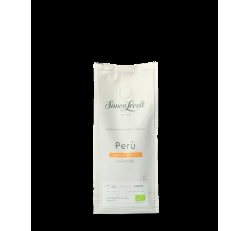 Simon Lévelt Café Organico Peru Organic Ground Coffee, 250 g