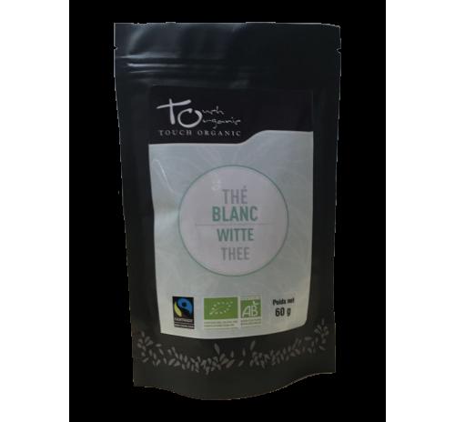 Чай белый 60г неферментированый рассыпной органический TOUCH ORGANIC Китай