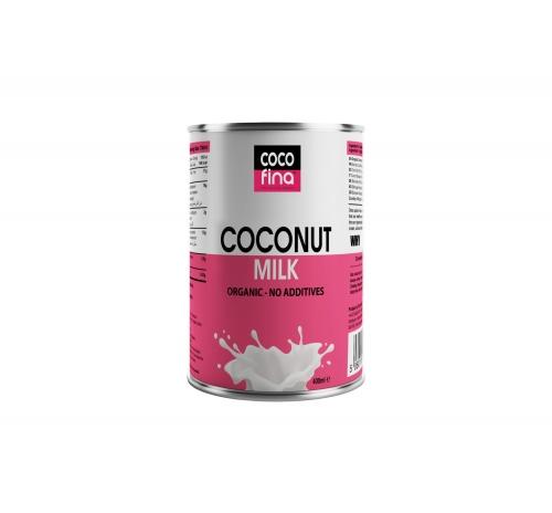 Coconut cream 400ml organic Cocofina United Kingdom