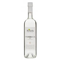 Лікер органічний Sambuca Biostilla 0,7 л