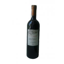 Вино красное сухое Château Beynat Cuvée Léonard 2012 органическое 0,75 л