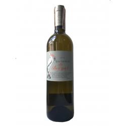 Вино біле сухе Château Beynat Sauvignon 2015 органічне 0,75 л