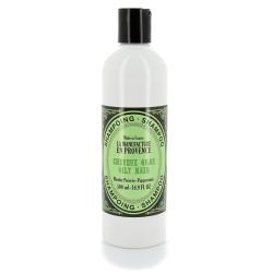 """Шампунь для жирного волосся """"М'ята"""" La Manufacture en Provence органічний, 500 мл"""