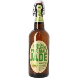 Пиво світле органічне Jade Blonde, 650 мл