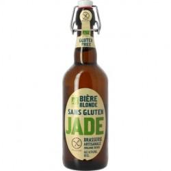 Пиво органічне світле Jade без глютену, 650 мл