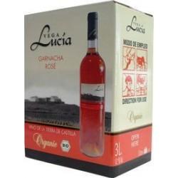 Вино рожеве сухе Vega Lucia Garnacha органічне, 3 л