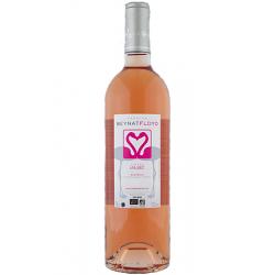 Вино рожеве сухе Floyd by Beynat 2015 органічне 0,75 л