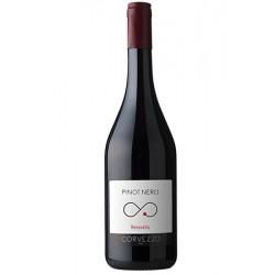 Вино червоне сухе Corvezzo Renovatio Pinot Nero органічне 0,75 л