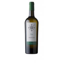 Вино біле сухе Corvezzo Traminer органічне 0,75 л