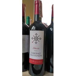 Вино червоне сухе Corvezzo Cabernet Sauvignon органічне 0,75 л