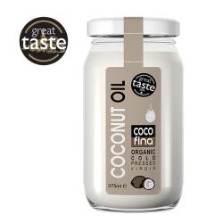 Олія кокосова Cocofina органічна, 975 мл