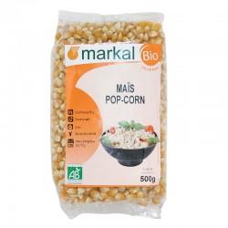 Зерна кукурудзи для попкорну Markal органічні, 500 г