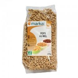 Повітряна пшениця з медом Markal органічна, 200 г