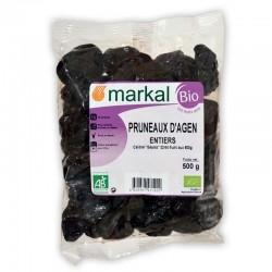 Чорнослив Markal органічний, 500 г