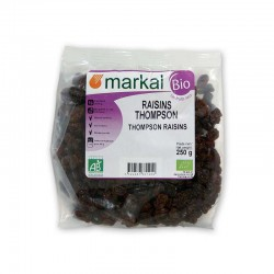 Родзинки Markal органічні, 250 г