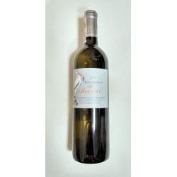 Вино біле сухе Château Beynat Sauvignon 2016 органічне 0,75 л