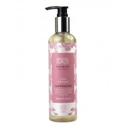 """Гель для миття рук і тіла """"Шепіт троянди"""" Organic Surge органічний, 300 мл"""