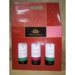 Подарочный набор вин Corvezzo № 2