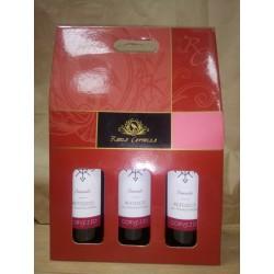 Подарочный набор вин Corvezzo № 3