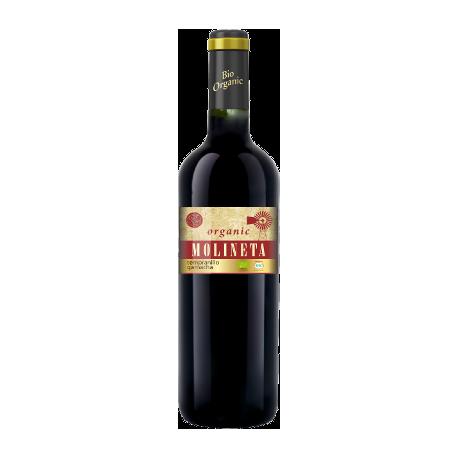 Вино червоне сухе Molineta Tempranillo Garnacha органічне 0,75 л