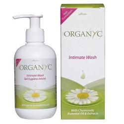 Мило рідке для інтимної гігієни органічне Organyc, 250 мл